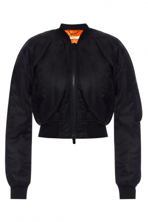 Cropped bomber jacket od Givenchy