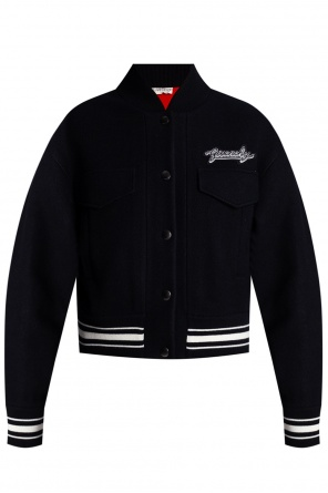 Logo-patched jacket od Givenchy