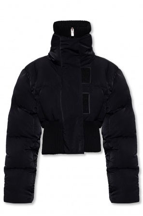Down jacket with logo od Givenchy