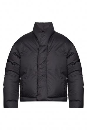 Down jacket with logo od Ambush