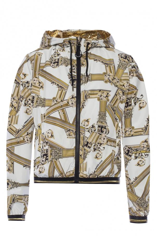 1689b59f01 Baroque print jacket Versace Jeans Couture - Vitkac shop online