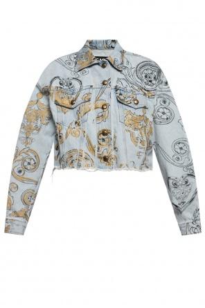 Denim jacket od Versace Jeans Couture