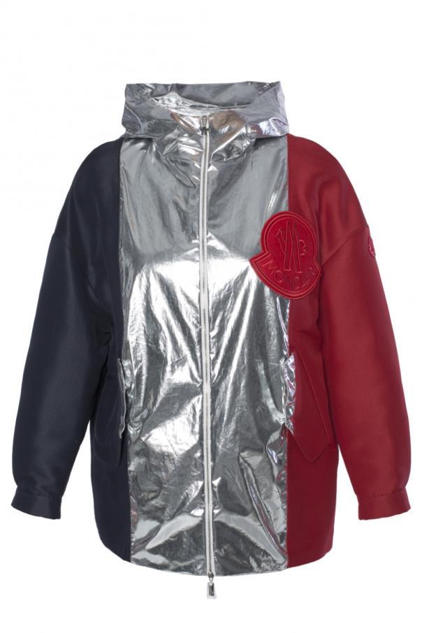 f63a2452f Patched jacket Moncler - Vitkac shop online