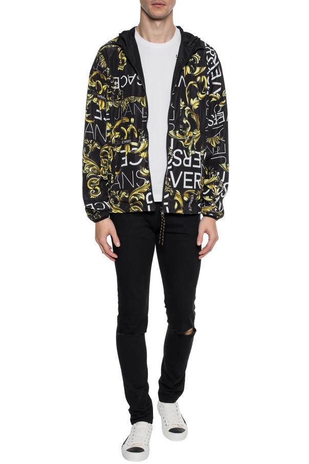 Reversible jacket od Versace Jeans Couture