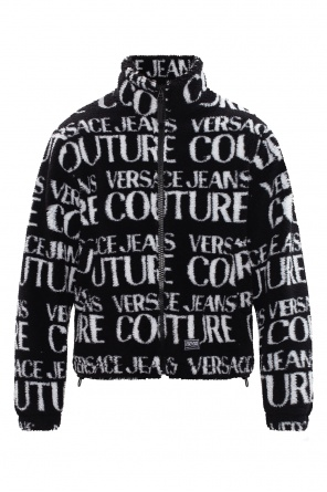Jacket with logo od Versace Jeans Couture
