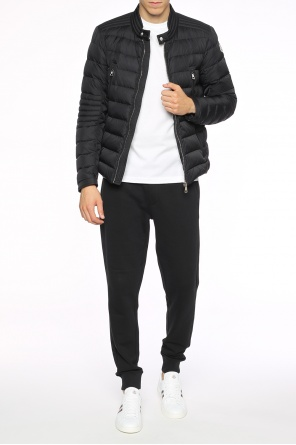 Quilted down jacket od Moncler