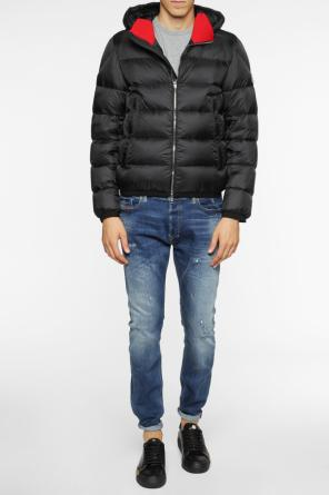 'clamart' quilted jacket od Moncler