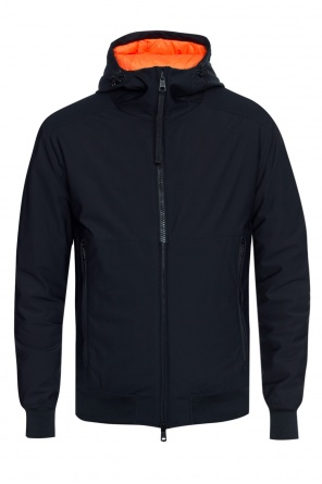 Hooded down jacket od Moncler