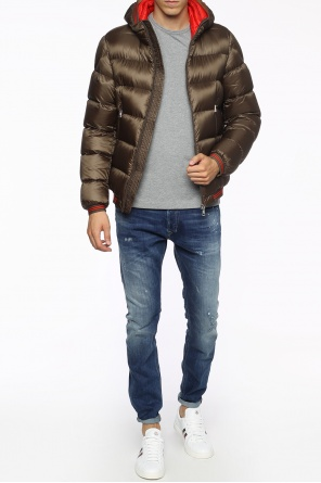 'jeanbart' quilted jacket od Moncler