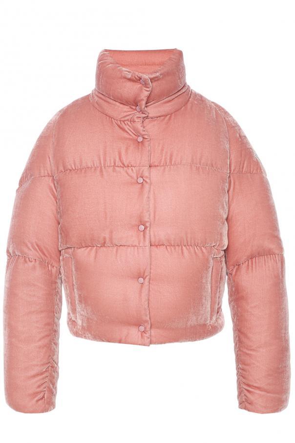 78f1bf911 Velvet down jacket Moncler - Vitkac shop online