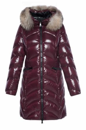 'albizia' quilted jacket od Moncler