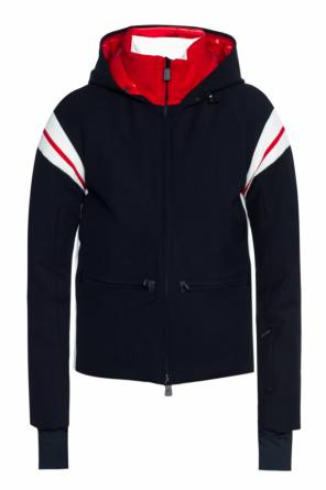 Hooded down jacket od Moncler Grenoble