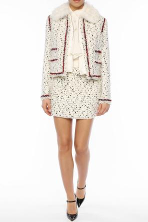 Patterned jacket od Moncler Gamme Rouge