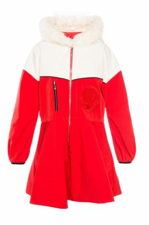 Patched coat od Moncler Gamme Rouge