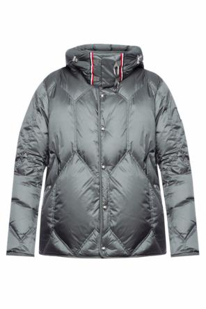 Quilted down jacket od Moncler Gamme Bleu