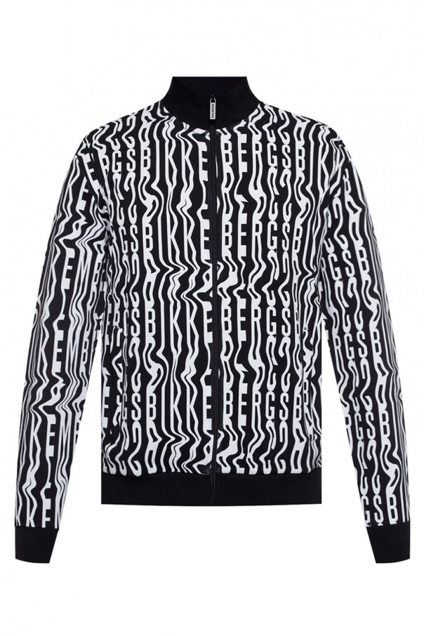 Dirk Bikkembergs Patterned sweatshirt