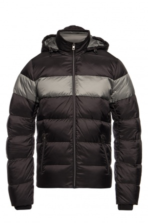 Quilted jacket with detachable hood od Michael Kors