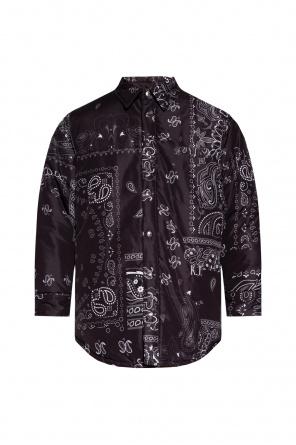 Jacket with collar od Khrisjoy