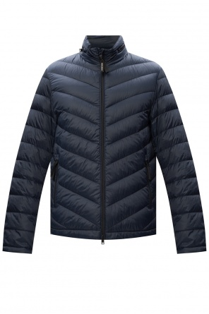 'bering' quilted down jacket od Woolrich