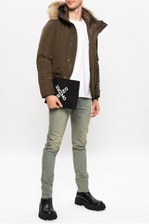 Hooded down jacket od Woolrich