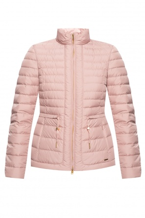 'hibiscus' quilted down jacket od Woolrich