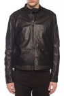 Dirk Bikkembergs Leather jacket