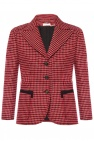 Checked blazer od Chloe