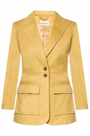 Blazer with stitching details od Chloe