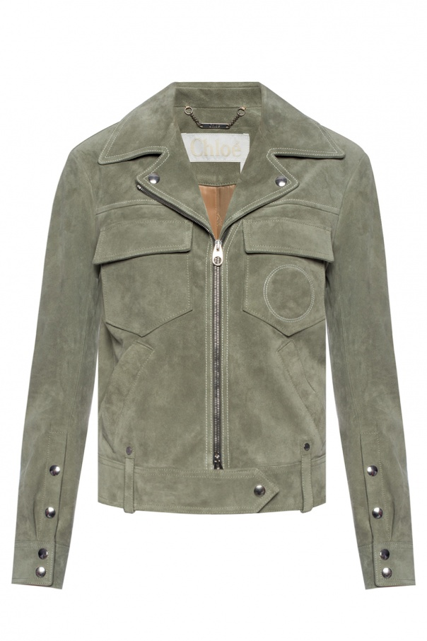 880c418c212 Suede jacket Chloe - Vitkac shop online