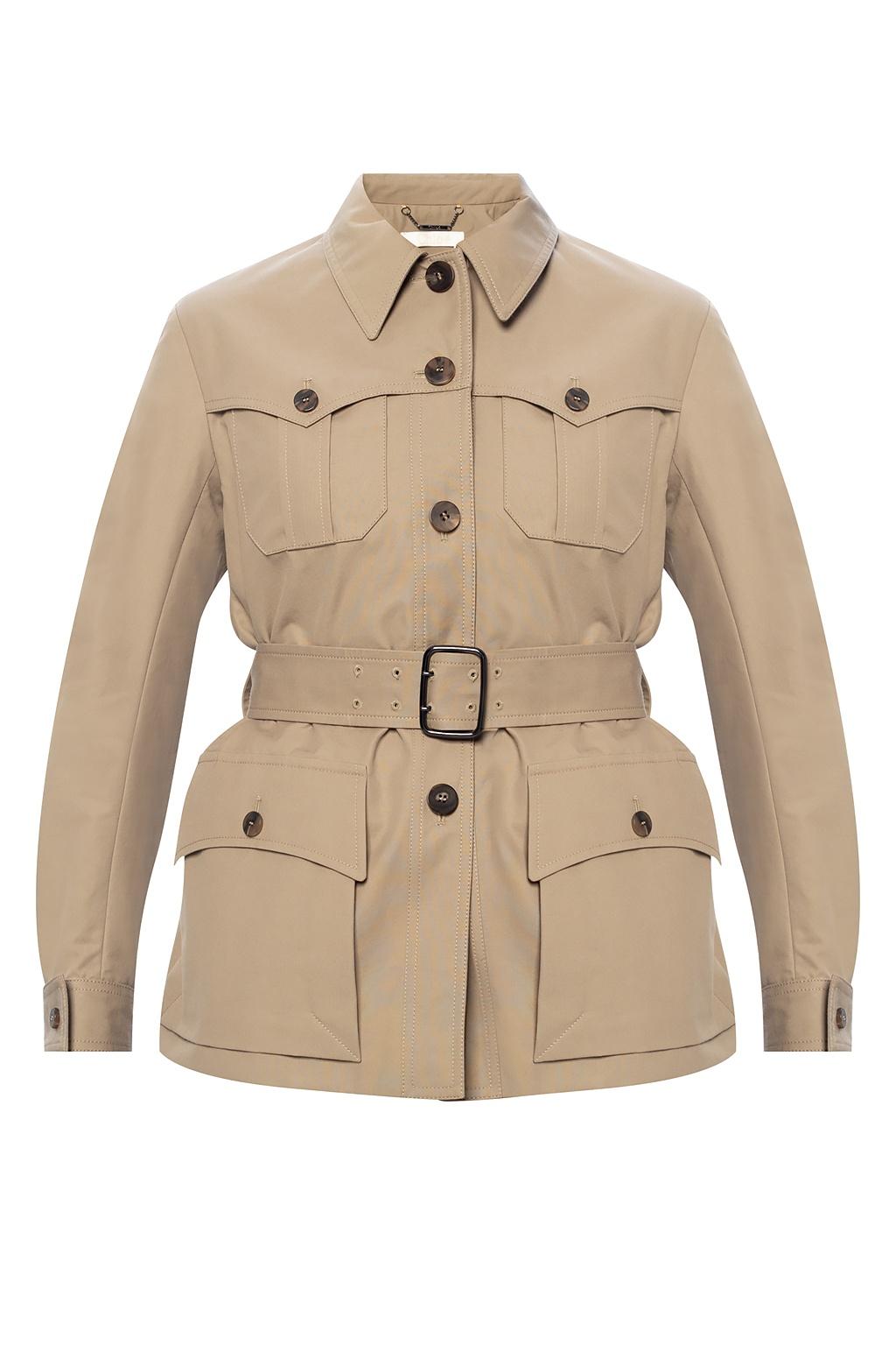 Chloé Belted jacket