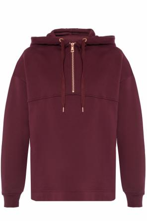 Hooded sweatshirt od See By Chloe