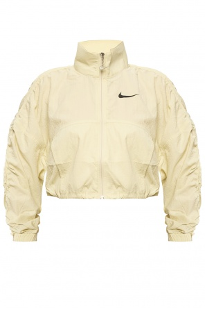 Cropped jacket with logo od Nike