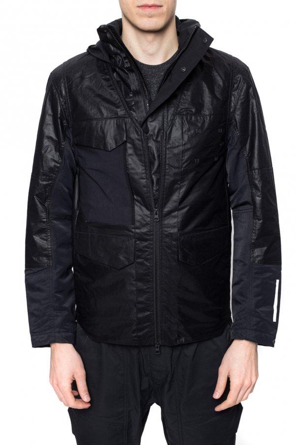 Tech jacket with logo od Nike