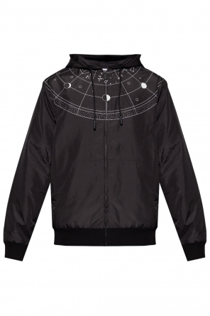 Printed jacket od Marcelo Burlon