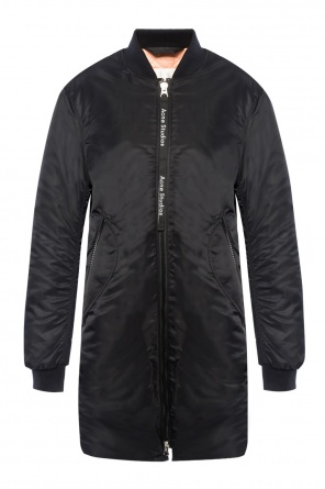 Jacket with zippers od Acne