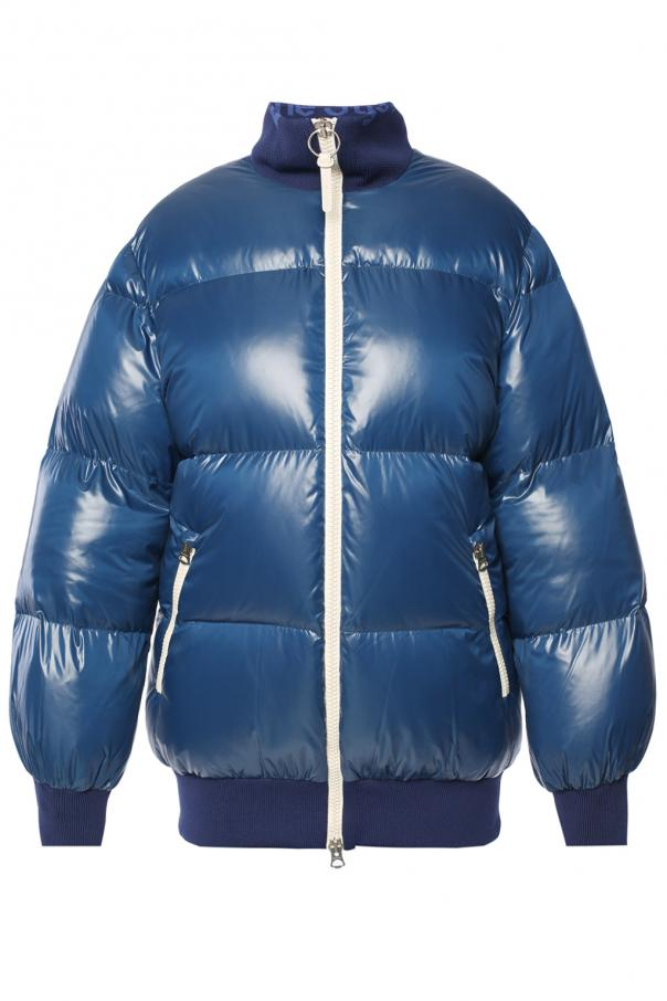 Quilted down jacket od Acne