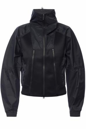 Double-vented jacket od Adidas by Stella McCartney