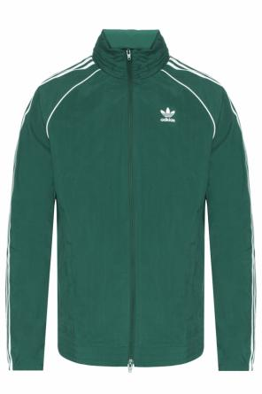 Jacket with concealed hood od ADIDAS Originals
