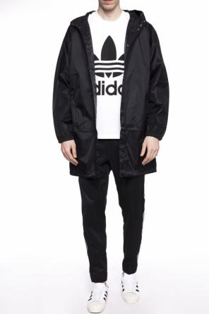 Hooded cape od Adidas