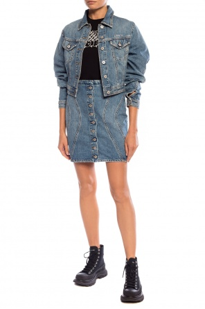 Denim jacket od Marcelo Burlon