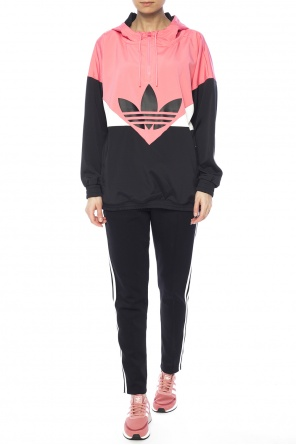 Hooded windbreaker od Adidas