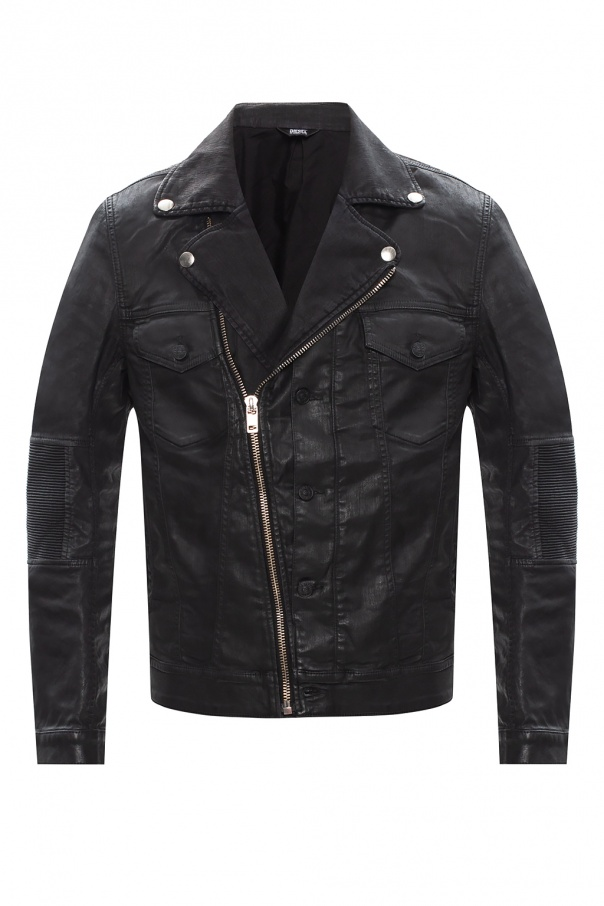 Diesel Jacket with gathers