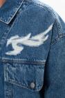 Diesel Denim jacket with logo