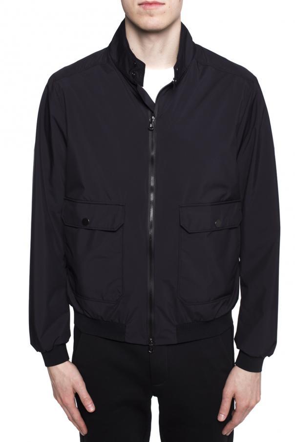 30a5d643b Verte  band collar bomber jacket Moncler - Vitkac shop online