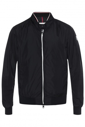 Double band collar jacket od Moncler