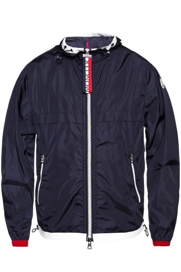 9b856a948 Alshat' hooded jacket Moncler - Vitkac shop online