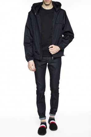 Double-hooded jacket od Moncler