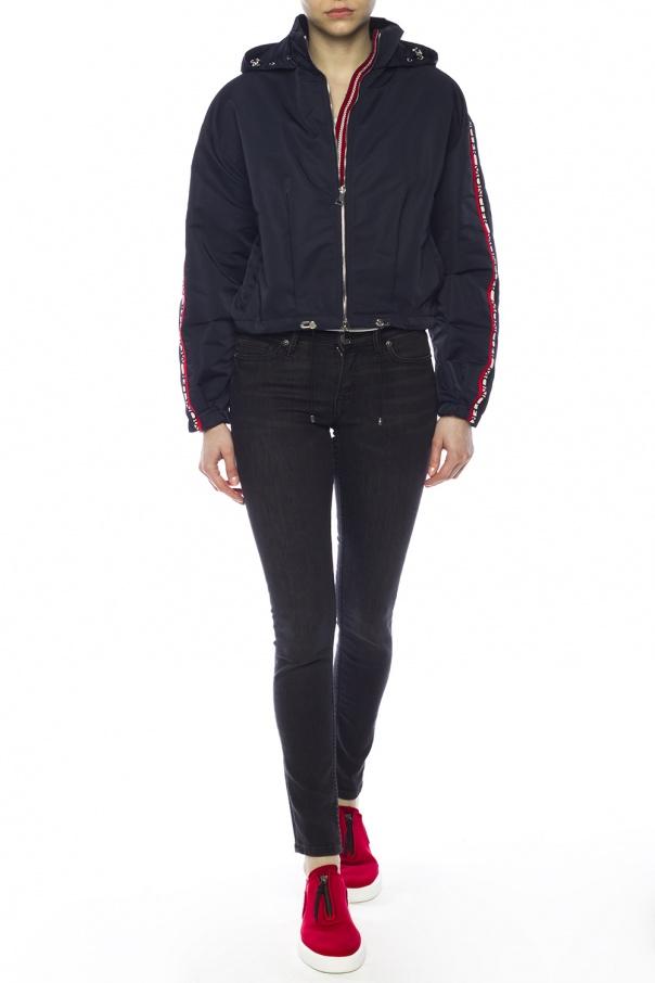 dada0df33 Zirconite' hooded jacket Moncler - Vitkac shop online