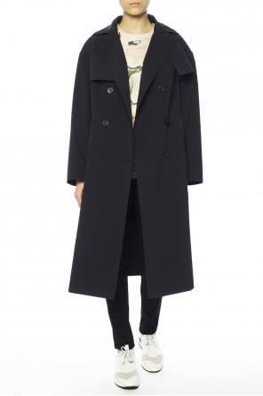 Trench coat od Moncler