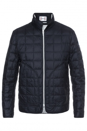 Band collar jacket od Moncler